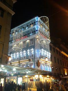 Decorações de Natal em Lisboa