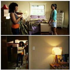 Maya St Germain's and Alison Dilaurentis's house pll
