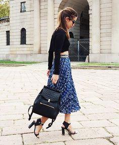 Sara Escudero from Collage Vintage: My Milan Fashion Week Diary