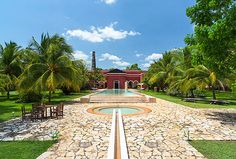 Hacienda Temozon, a Luxury Collection Hotel, Temozon Sur - Main Pool  & Jacuzzi
