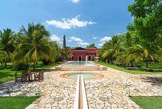 Hacienda Temozon, a Luxury Collection Hotel, Temozon Sur - Piscina principal y piscina de hidromasajes
