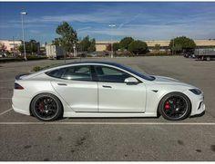 Tesla model s UNPLUGGED