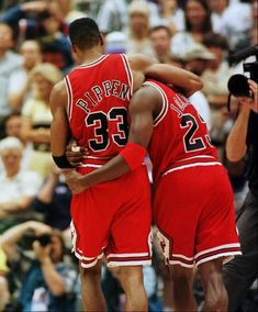 "On June Michael Jordan took on the Utah Jazz in Game 5 of the NBA finals. Famously known as the ""Flu Game,"" Jordan played with flu-like symptoms, but scored 38 points, grabbed 7 rebounds, and tallied 5 assists. Chicago Basketball, Basketball Is Life, Jordan Basketball, Basketball Legends, Chicago Bulls, Basketball Players, Jordan 23, Michael Jordan, Jeffrey Jordan"