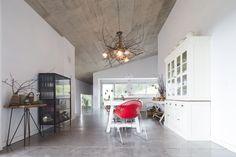 Una vivienda diáfana y con la decoración muy cuidada #hogarhabitissimo #organic