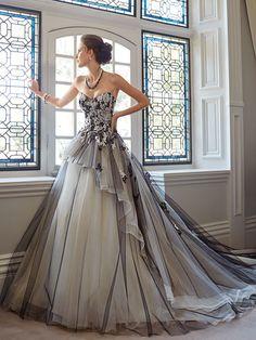 Romantic Bridal Collection From Sophia Tolli - Nadyana Magazine