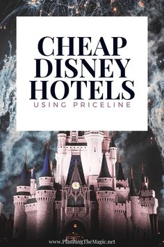 Use this Priceline hack to save while staying at a Disney resort during your next Disney vacation. Disney Vacation Club, Disney Vacation Planning, Disney World Planning, Disney Vacations, Disney Travel, Family Vacations, Cruise Vacation, Vacation Destinations, Vacation Ideas