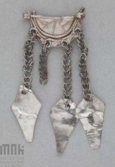 Poland - West Slavs - temple ring, 10th-11th century | Katalog MNK