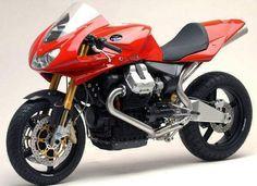 Moto Guzzi MGS-01 - Cooking Goose | Odd Bike