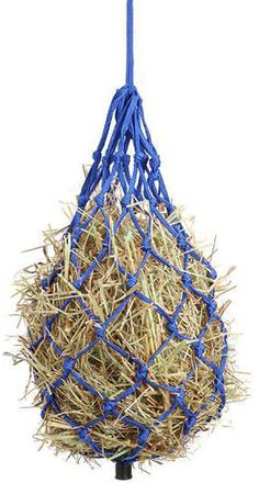 Tough-1 Miniature Rope Hay Bag - 50% off, only $3.99 | ChickSaddlery.com