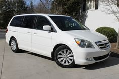 darinkarst's 2005 Honda Odyssey Touring w/ Nav and DVD