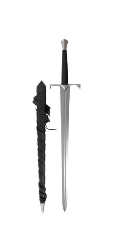 The Viscount, Medieval sword Inspirational, Type XX blade.  The Viscount…