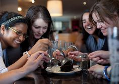 When tempted by chocolate, friends become partners in crime, study says