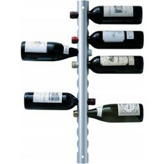 Rosendahl Aluminium Wine Tube Wine Rack
