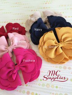 Pink bowbaby bowsbows for girlsheadband accessorieshair