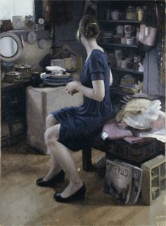 Joseph Todorovitch - Treasures, 38x26
