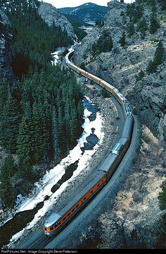 RailPictures.Net Photo: Denver & Rio Grande Western Railroad n/a at Rollinsville, Colorado by Steve Patterson