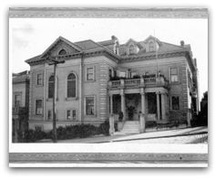 House at 1815 California Avenue in San Francisco, which was 'Abdu'l-Bahá's base of operations during His October stay in California.