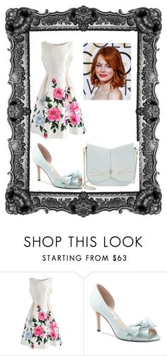 """""""Untitled #3"""" by disa-fashion ❤ liked on Polyvore featuring Chicwish, Nina and Ted Baker"""