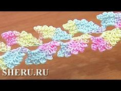 Lace Cord Free Crochet Tutorial Get the more patterns at . In this video you can find how to crochet lace, how to crochet, how to crochet cord, crochet tutorial, crochet freevideo tutorial. Easy and fast to crochet lace cord made of double crochet Crochet Belt, Crochet Bracelet, Freeform Crochet, Crochet Hook Sizes, Thread Crochet, Irish Crochet, Crochet Motif, Crochet Flowers, Crochet Chain