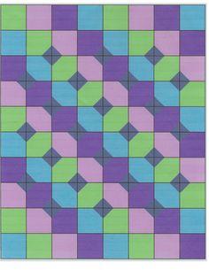Free Quilt Pattern Lattice