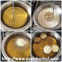 Obtain Chinese Food Treat Recipe Chinese New Year Desserts, Chinese New Year Cookies, New Years Cookies, Chinese Food, Chinese Recipes, Rosettes Cookie Recipe, Rosette Cookies, Asian Snacks, Asian Desserts