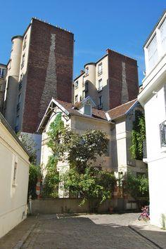 LOFTS Villa Santos-Dumont (15ème) · Paris à l'aventure
