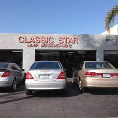 Classic Star Mercedes - 18905 Crenshaw Place  Torrance, CA 90504  (310) 532-4062  - We're family owned & operated. We care. - http://www.classicstarmercedes.com/