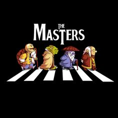The Masters is sold by Pampling for plus shipping. Day of the Shirt collects daily and weekly t-shirt sales from across the Internet and aggregates them all in one place. Updated every hour, refreshed every day. Day Of The Shirt, Dragon Ball Gt, Dope Art, Geek Culture, Anime Comics, Graffiti Art, Cartoon Art, Geeks, Cute Wallpapers