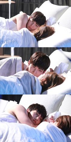 Waking up with this by your side. Healer OMO OMO OMO