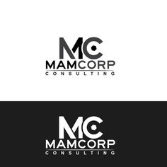 MC consulting logo concepto