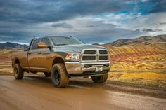 Ram Cummins on the back roads and painted hills.