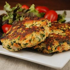 Sweet Potato and Kale Chicken Patties – The Foodee Project