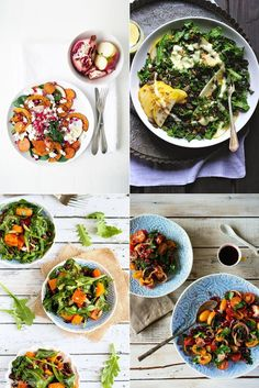 4 Fall-Inspired Salads to Get You Out of Your Lunch Rut