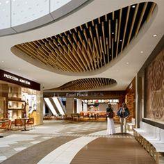 Home Decoration Design Ideas Code: 4531190883 Mall Design, Lobby Design, Shop Front Design, Parametric Architecture, Parametric Design, Interior Architecture, Shopping Mall Interior, Retail Interior, Ecole Design
