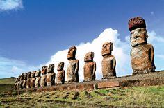 Ilha de Pascoa - Chile