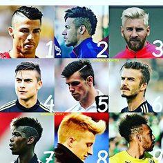 Which is the best #messi #Tokyo2020 #V2 #tbt #Ronaldo #Ricardo #neymarjr #DavidLuiz #luiz #RobertoCarlos #carlos #kanyewest #Yeezy #mufc #manchester #chelsea #fc #bayern #realmadrid #MadridS.A.D #atm #milano #nba #acmilan #milan #ball #love #Baloncesto #China #USA
