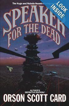 Speaker for the Dead (Ender's Game, Book 2 of 5)