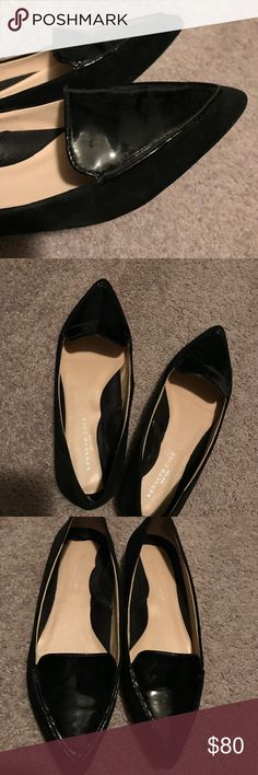 Kenneth Cole suede and leather flats/ loafer Suede and leather flats .. Kenneth Cole loafers Kenneth Cole Shoes Flats & Loafers