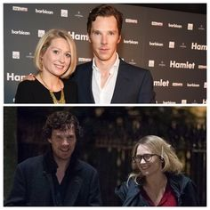 Benedict and Sian