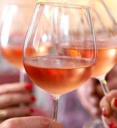 Bebidas para probar en 2017: vino rosado ahora que ya comienza el calorcito.