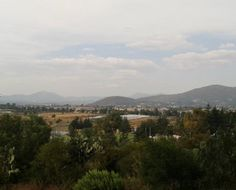 Otra vista del Valle Cuautitlán Texcoco