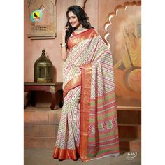 harmony6462 - Radhvrisa-Ladies Fashion Store http://radhvrisa.com/sarees/303-harmony6462.html  Buy for Just Rs. 1325