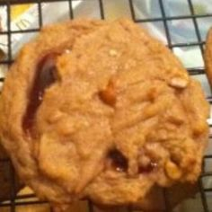 Peanut Butter and Jelly Cookies!