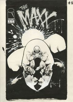 Sam Kieth Blog – one of my favorite artists...ever!
