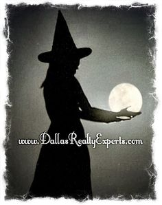 #HappyHalloween from all of us at #MLuxProperties! Search for #Homes on the #MLS anytime at either one of our websites *DallasRealtyExperts.com* *MLuxProperties.com* *214-843-0606* #MLux #LuxuryServiceAtEveryPricePoint #KW #KellerWilliams #KellerWilliamsDallasPrestonRoad #RealEstate #Witch #Moon #HalloweenWeekend #TrickOrTreat #Spooky #October31st