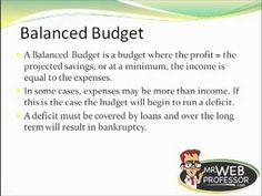 Brian Robert Gilliam Finance Lesson #2
