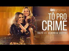 Tô Pro Crime - Katê ft. Claudia Leitte - Clipe Oficial | FitDance Specials