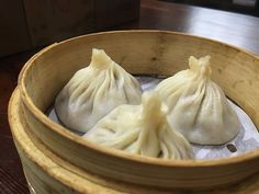 Receta fácil de dumplings de espinacas caseros