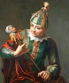 A Jester - Philippe Mercier