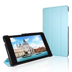 Nexus 7 Case, JETech® Gold Slim-Fit Smart Case Cover for Google Nexus 7 2013 Tablet w/Stand and Auto Sleep/Wake Function (Blue) JETech http://www.amazon.com/dp/B00JM71O5W/ref=cm_sw_r_pi_dp_4Xocub1DEHRG8